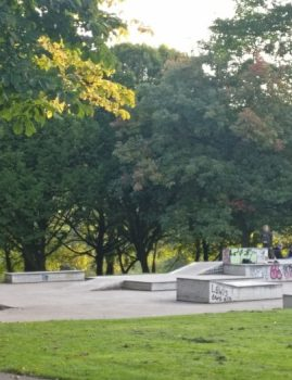 Skate Park Bingley