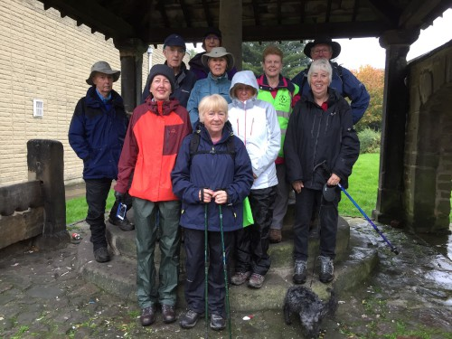 Bingley WaW - October 2019 - Sunday walk