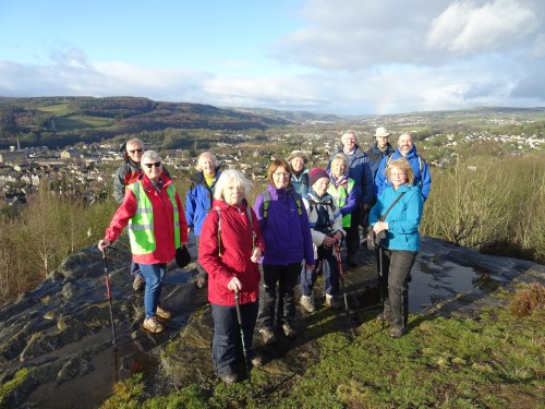 Bingley WaW - January 2020 - Sunday walk