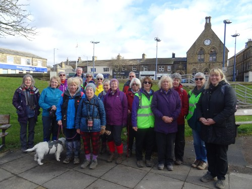 Bingley WaW - March2020 - Sunday walk