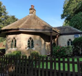 Betty's Lodge St Ives Bingley