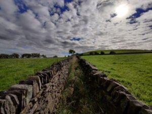 Path near Norr Hill, Wilsden