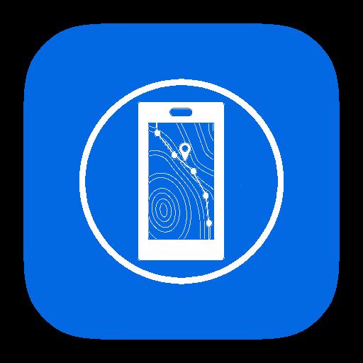 Icon Mobile Map Navigation
